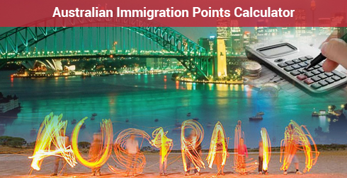 Immigration Points Calculator