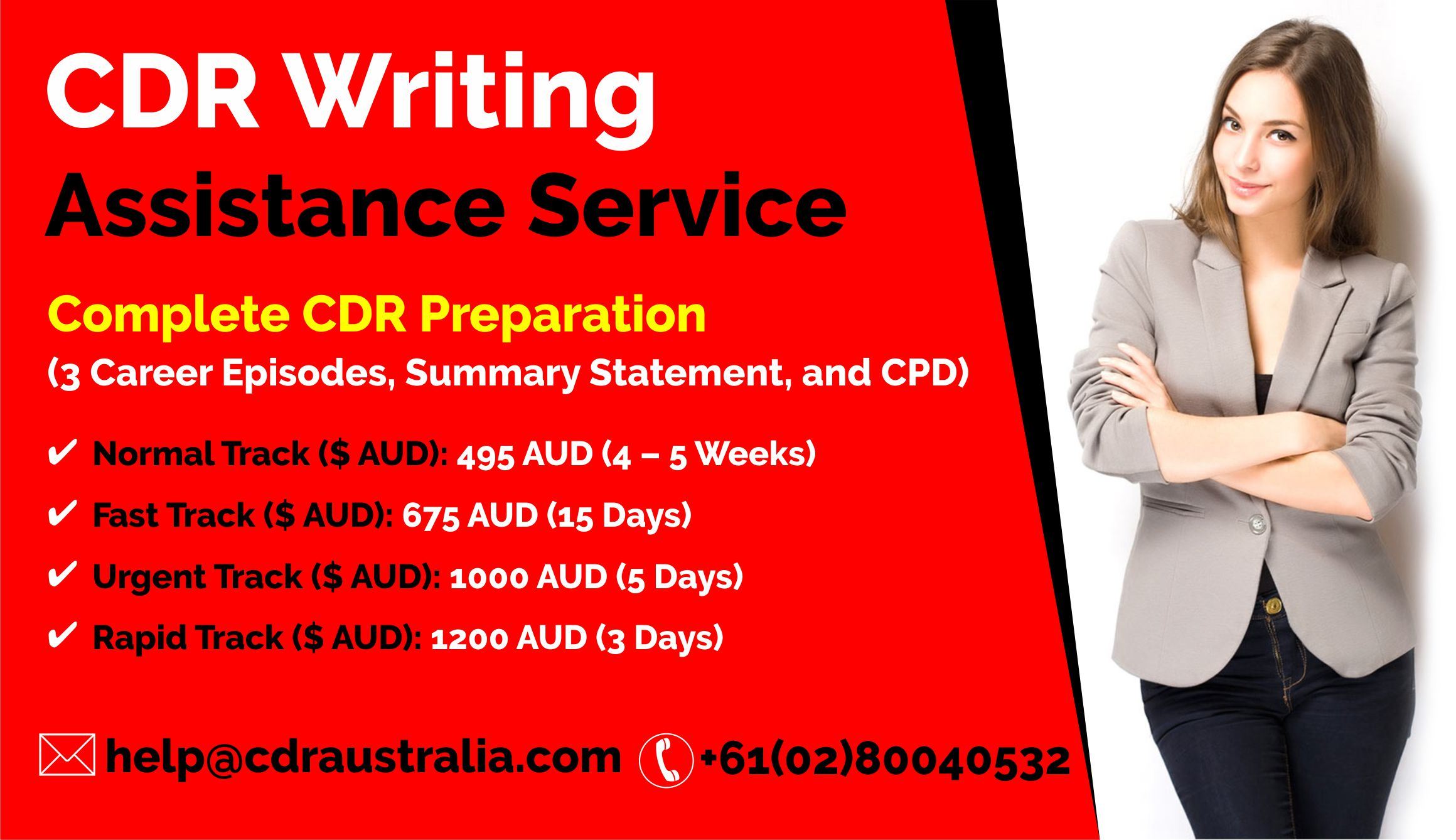 cdr for australia Cdr writing help get your cdr competency demonstration report done by  engineers australia accessed engineer i am australia based professional and.
